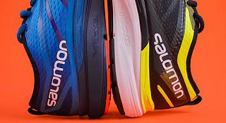 开箱 | Salomon Sonic RA/Pro/MAX Vibe科技开催三双性能跑鞋