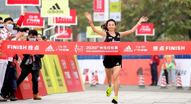 人物丨丁常琴:马拉松是一场人生磨砺