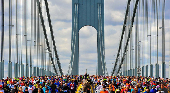 纽约马拉松