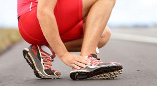 崴脚就要静养?积极锻炼加速脚踝康复