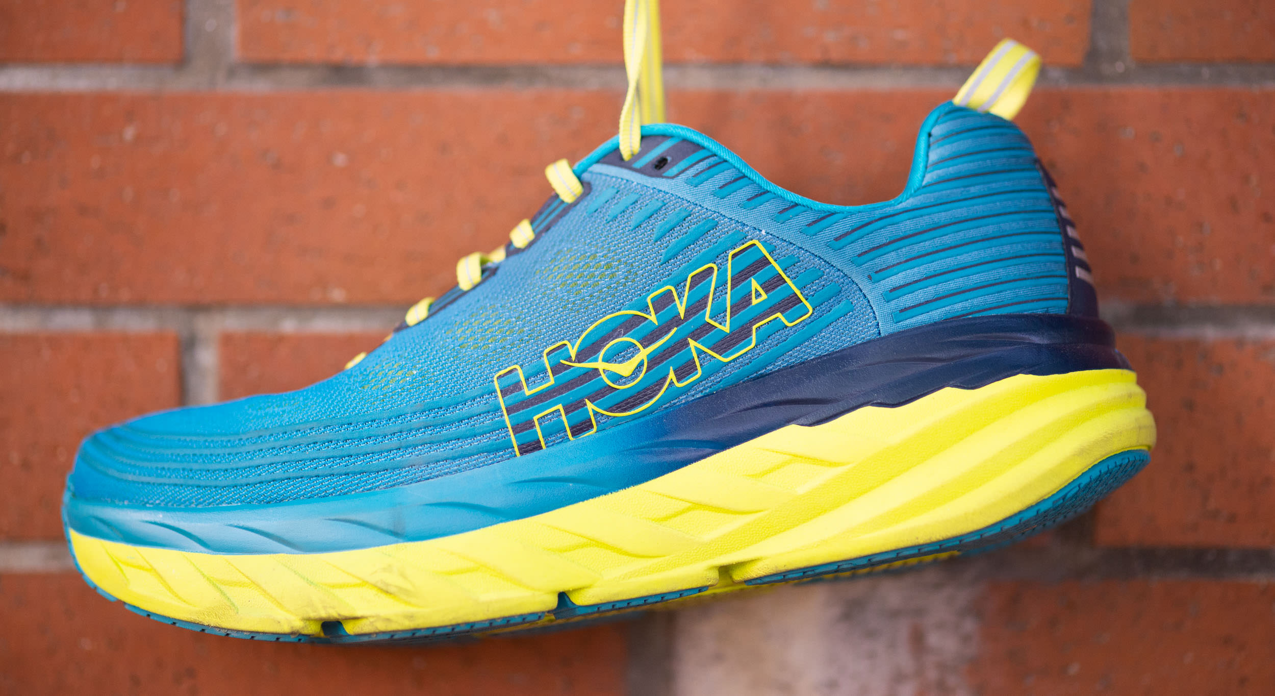 跑鞋 | 缓冲新境界 HOKA ONE ONE Bondi 6深度评测