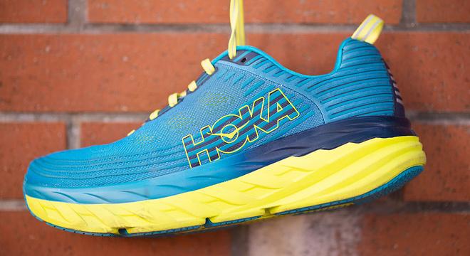 跑鞋   缓冲新境界 HOKA ONE ONE Bondi 6深度评测