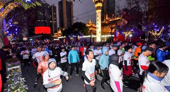 2019年,新的征程——记2019上海静安元旦迎新跑