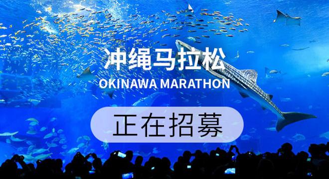 2019冲绳马拉松
