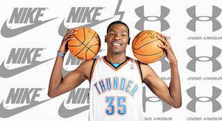 结局总是出乎意料—Nike匹配UA天价合同续约凯文·杜兰特背后的故事
