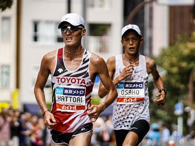 勇猛、隐忍、遗憾 日本马拉松的武士之魂