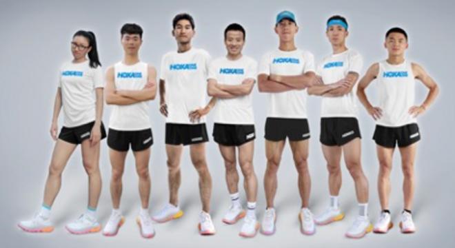 HOKA ONE ONE 公布全新中国精英队阵容 多元化跑者新形象,赋能向前,热血开跑!