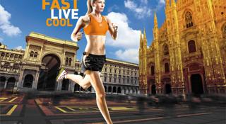 RUN FAST,LIVE COOL —2014年米兰马拉松即将发枪