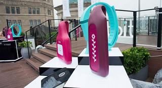 蜚同凡响—全球第一智能可穿戴品牌Fitbit进驻中国乐活派对现场直击