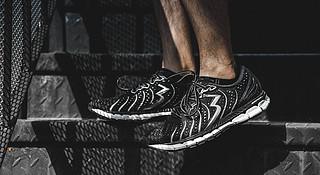 跑鞋 | 现在还穿传统跑鞋是什么体验 361° Stratomic深度评测