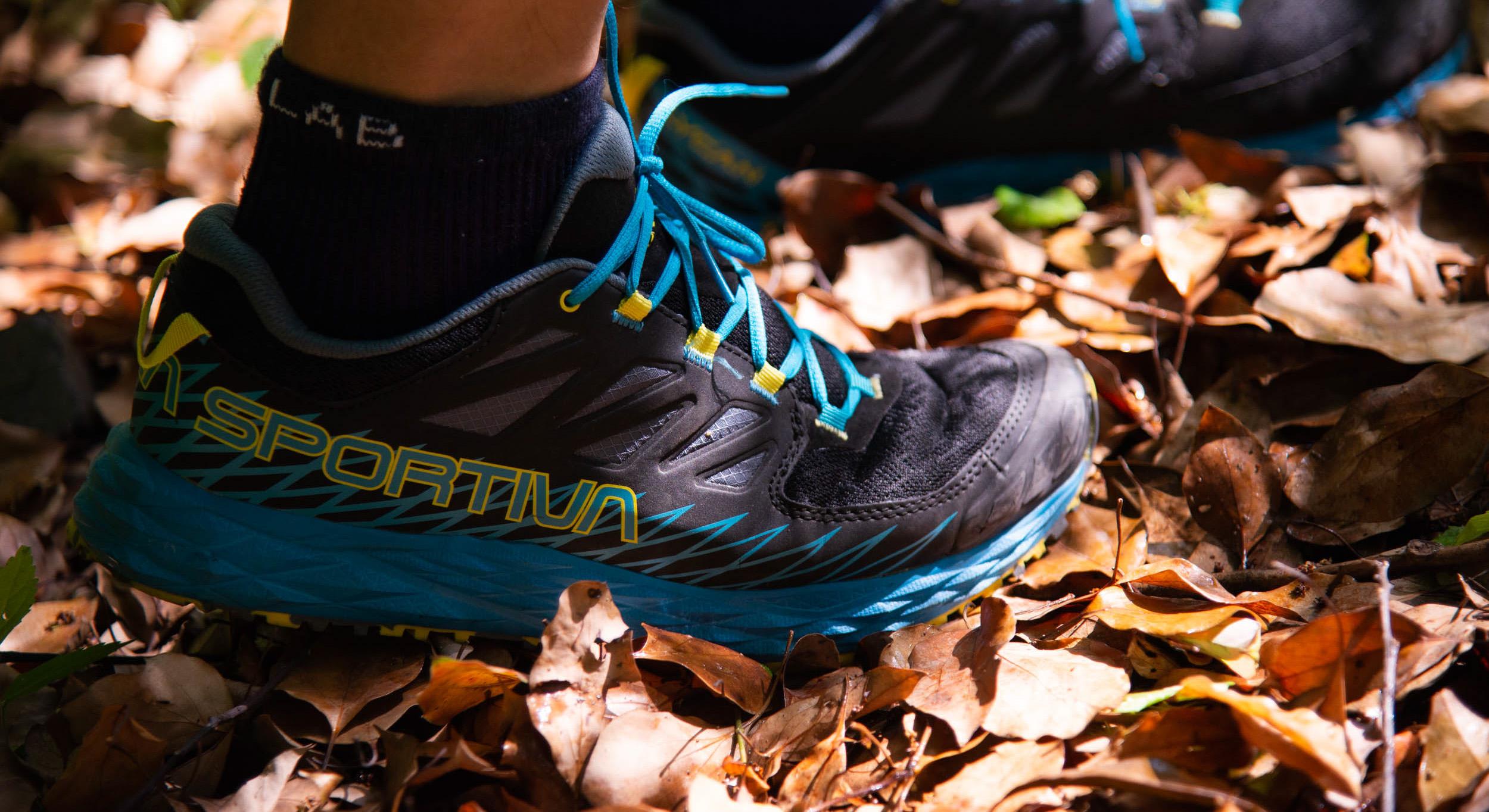 跑鞋 | La Sportiva Lycan评测 路跑与越野兼备的全能跑鞋