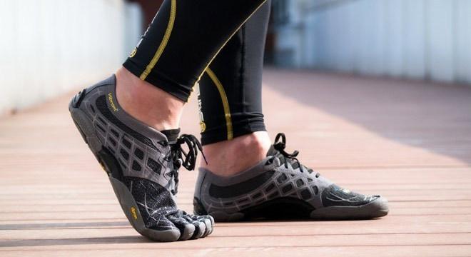 低空飞行--Vibram新款五趾鞋Seeya Ls Night评测