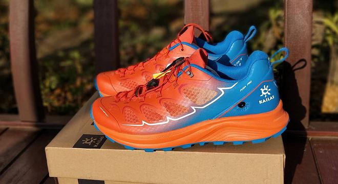 评测||凯乐石Fuga Pro跑山鞋,港百的最佳选择