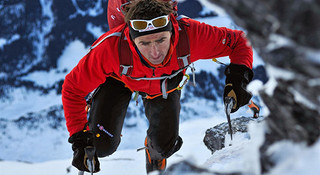 """人物:跟随Ueli Steck 揭秘登山界的""""瑞士机器""""是如何炼成的"""