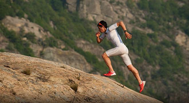 书影音 | 从天空归来 — 《跑出巅峰》新书发布暨 Sky Running 冠军赛分享会