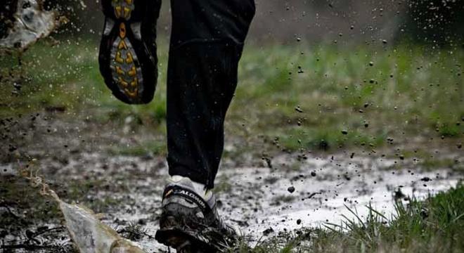 风雨无阻—做一个全天候跑者