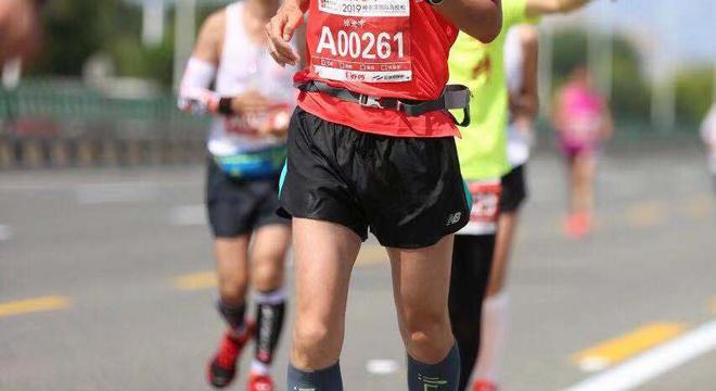 我的首马全纪录-2019哈尔滨马拉松