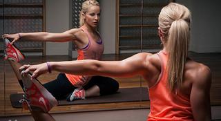 4个小动作,缓解运动伤痛