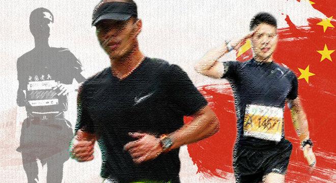 从新兵5公里到人生马拉松丨那些军人跑友的故事