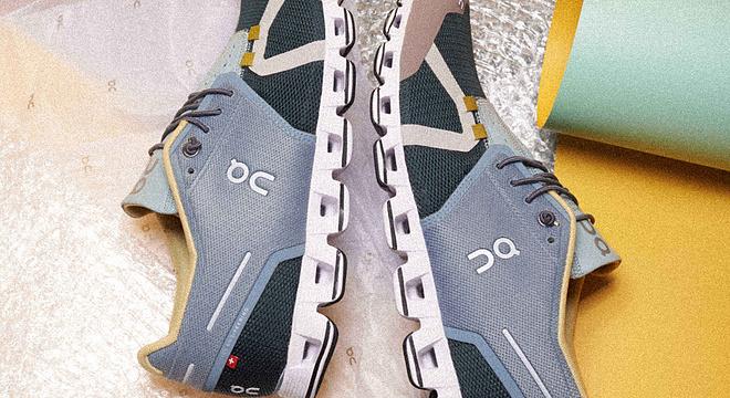 """开箱   跑鞋""""后浪""""的都市型格 On昂跑 Cloud70 30休闲跑鞋"""