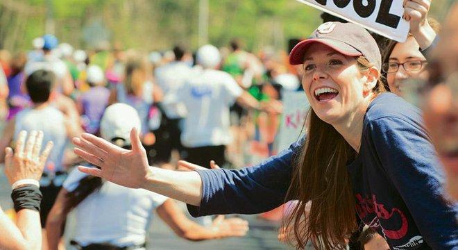 波士顿马拉松 | 学霸与跑步那些事儿