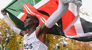 人物 | Who is Eliud kipchoge?