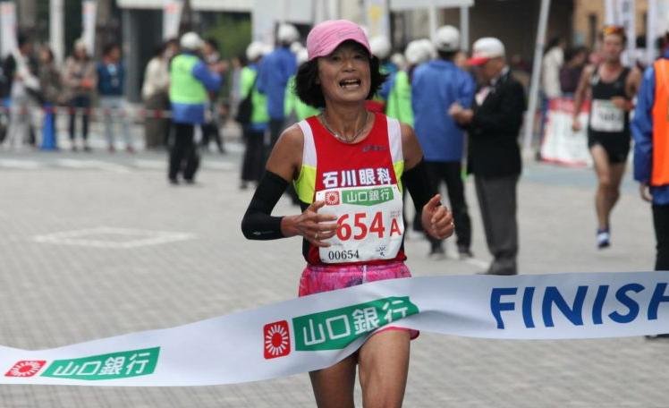 60岁破3的女性第一人:奔跑的人生没有局限,也还没到终点!
