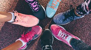 凭什么女式跑鞋就是小尺码的男鞋?