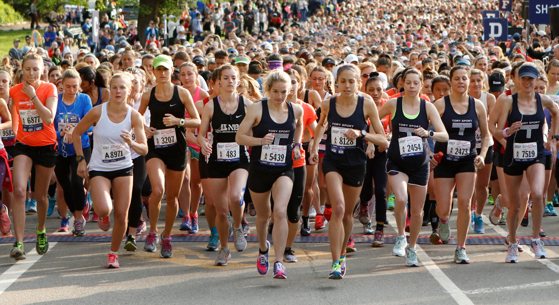 深度 | 女子马拉松的昨天今天与明天