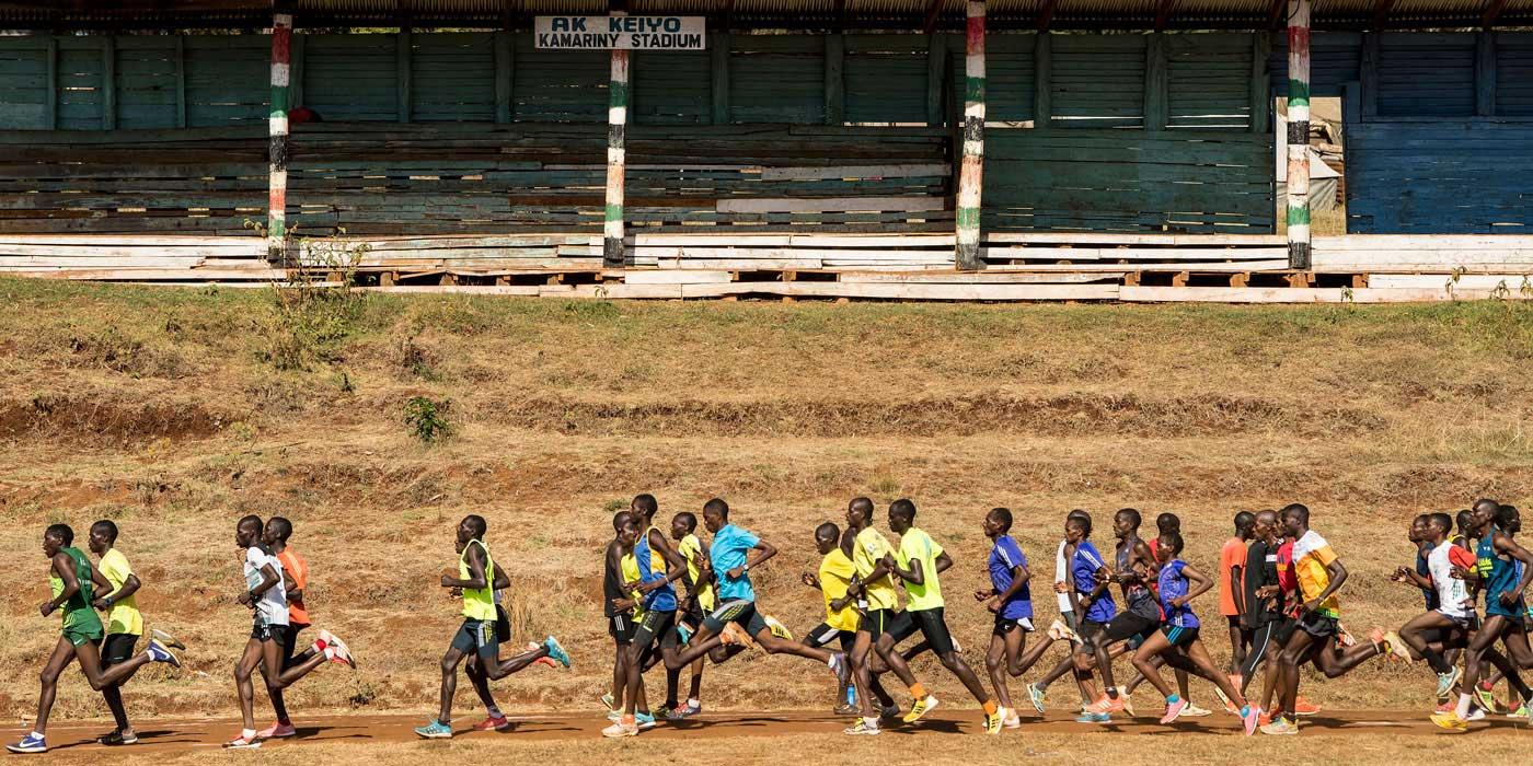 为什么马拉松跑得最快的都是肯尼亚人?