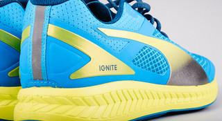 开箱   PUMA IGNITE Mesh: 新鞋面的新体验