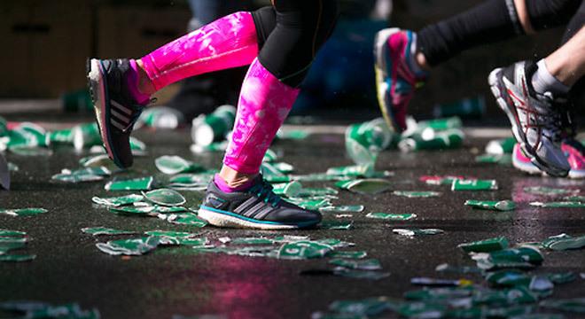 百强战靴—看看2014年纽约马拉松前100名都穿的啥?