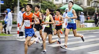 2018上马专访   那些跑得飞快的中国面孔