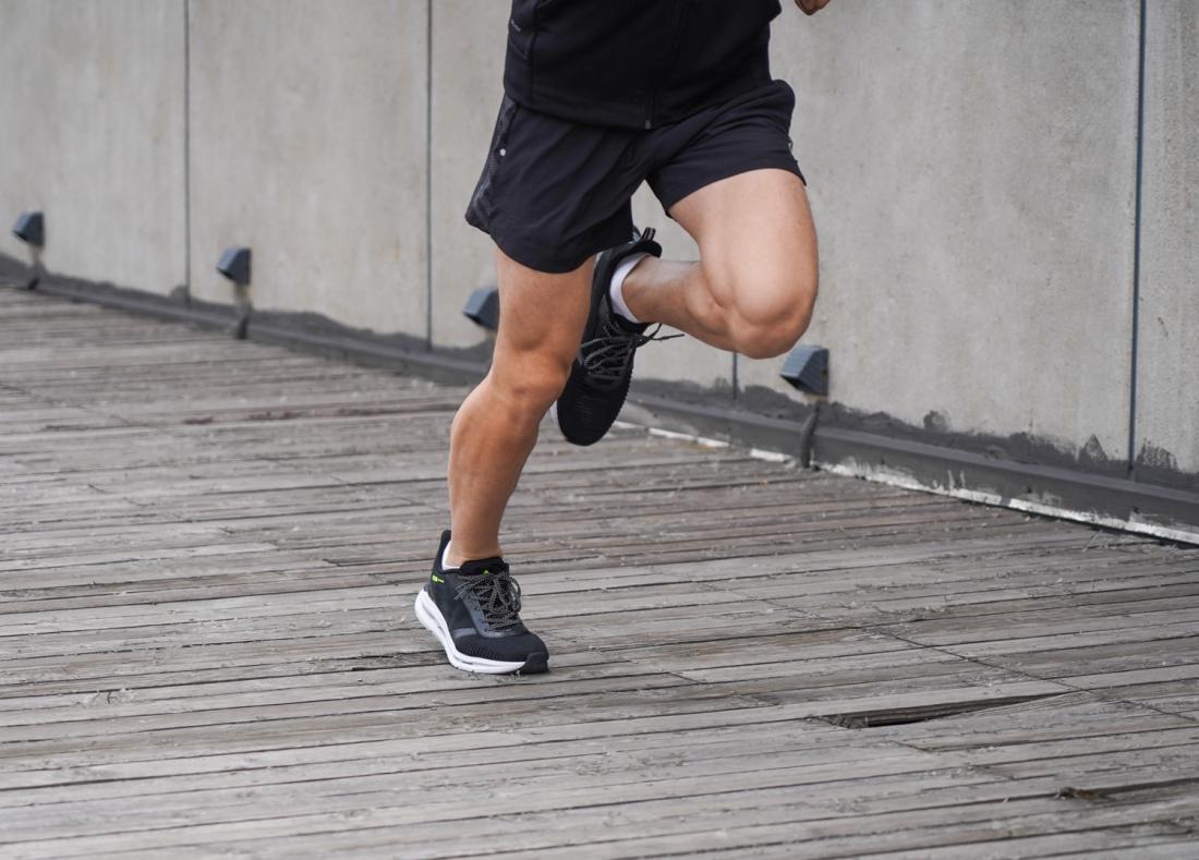 跑鞋 | Peak匹克悦跑七代慢跑与出街两开花
