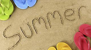 夏天运动的6大理由