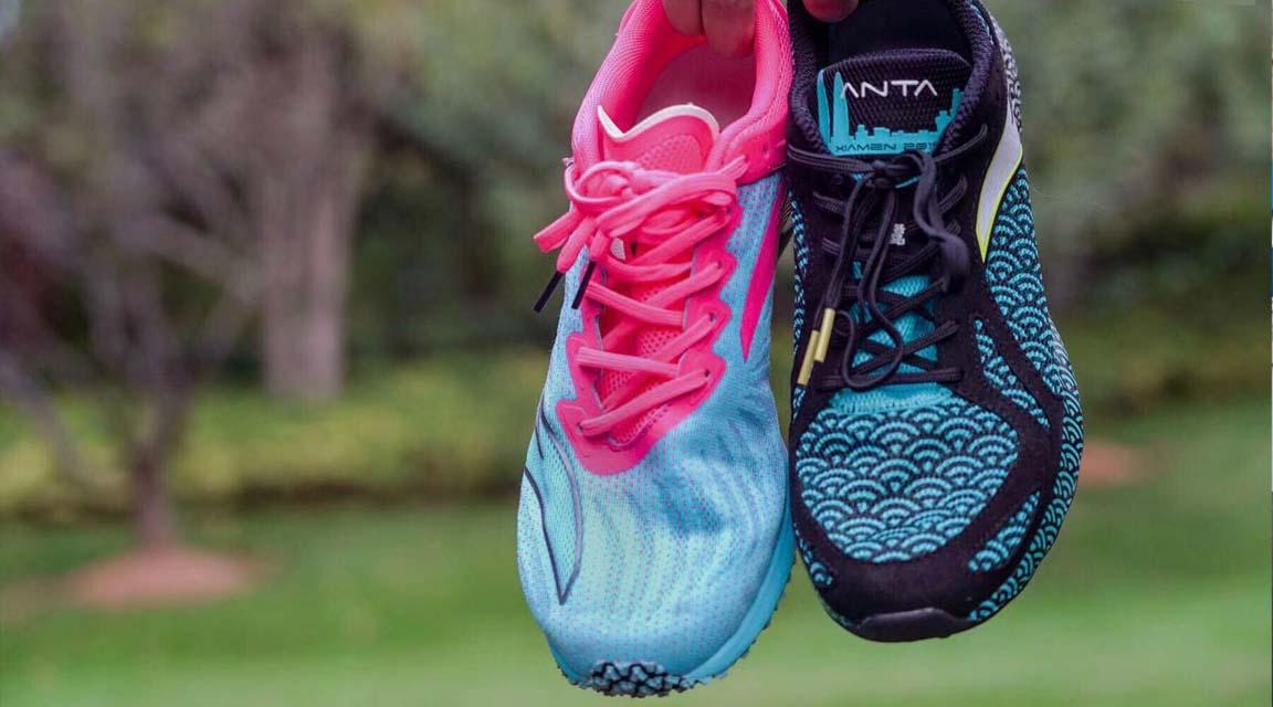 跑鞋   改变助力挑战 安踏C202 2.0