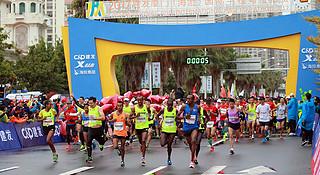 热点 | 厦门海沧国际半程马拉松 一场拿高分的独立赛事