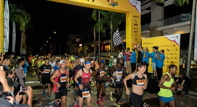 2019民丹岛国际马拉松