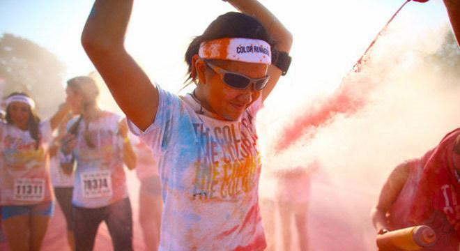 The Color Run—世界上最欢乐的5公里