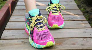 评测 | 在李宁烈骏身上,我们看到智能跑鞋的诚意