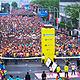 2019 上海半程马拉松 | 用喜悦的声响 庆贺这一场五周岁的盛典