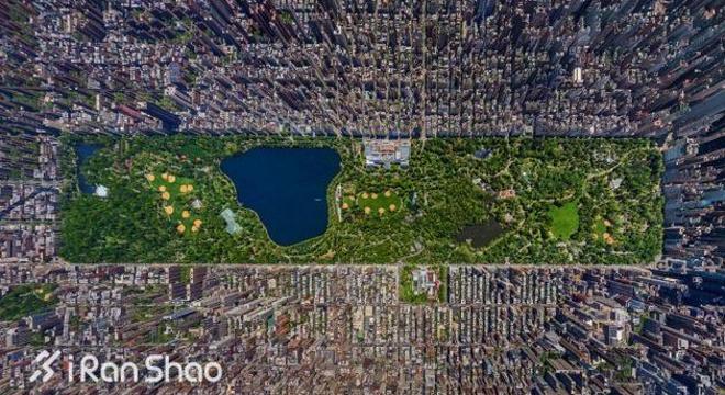 纽约中央公园一圈记
