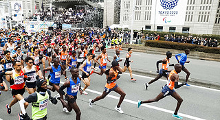 跑鞋战力榜 Vol.11 | 2018东京马拉松特辑 破二跑鞋当面对决