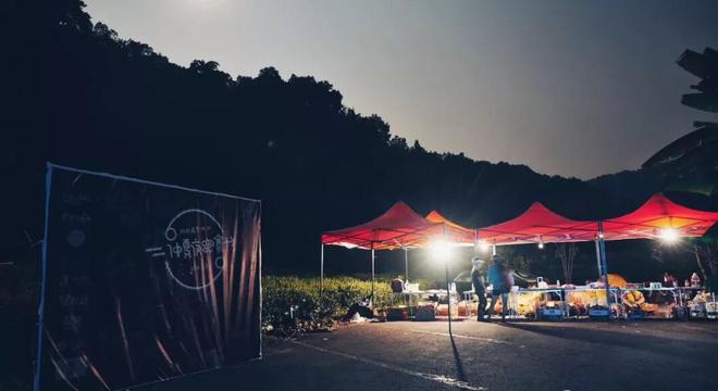 通宵达旦,为爱护航——2018 拉拉穆里杭州仲夏夜跑赛志愿行(若凡)