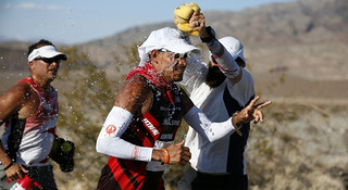 挑战极限——高温下的恶水(Bad Water)超级马拉松