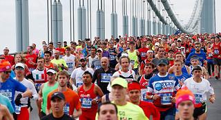 纽约马拉松 | 一场地球上最大的狂欢派对