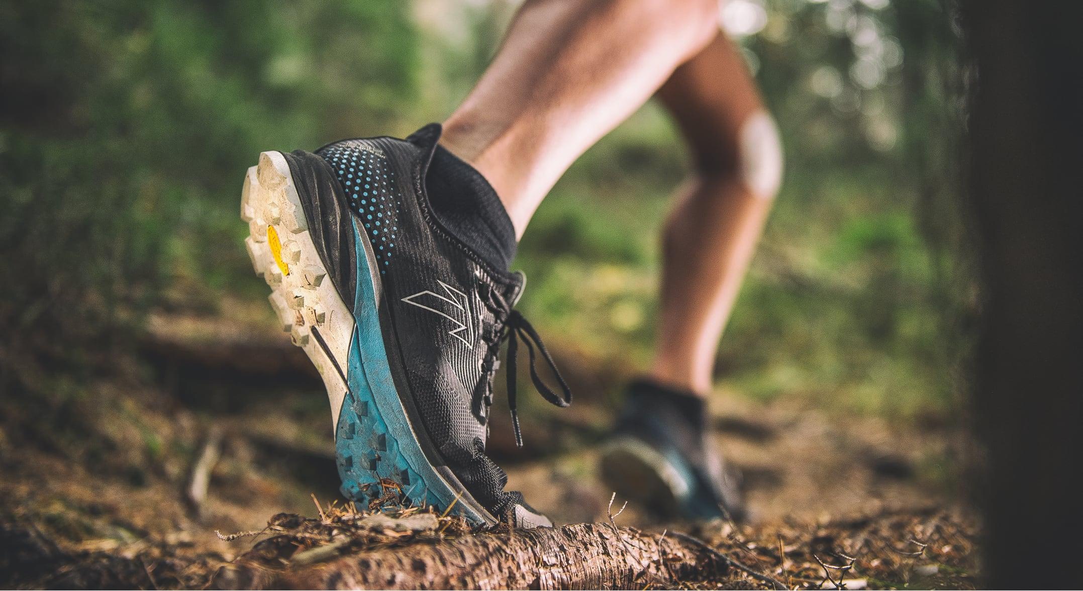 定制一双独一无二的越野跑鞋 只需要20分钟