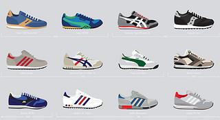 热点 | 跑鞋还是潮鞋 也许只是在一念之差