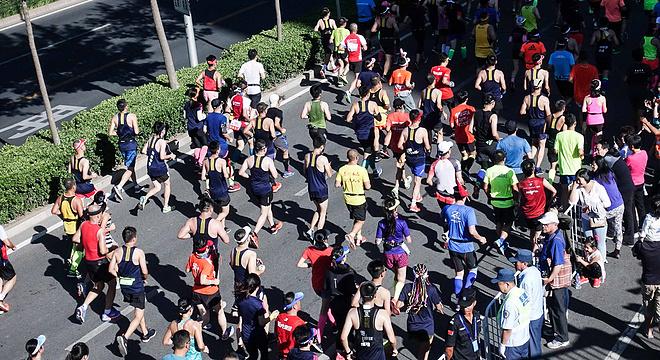 赛道速读   2018北京马拉松举办时间确定?申加升姚妙称霸利川山地马