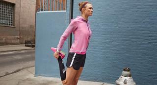 美丽的选择—Nike 2014秋季运动女装全新发布